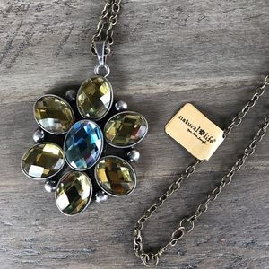 Natural Life Flower Necklace - NEW! 🌼